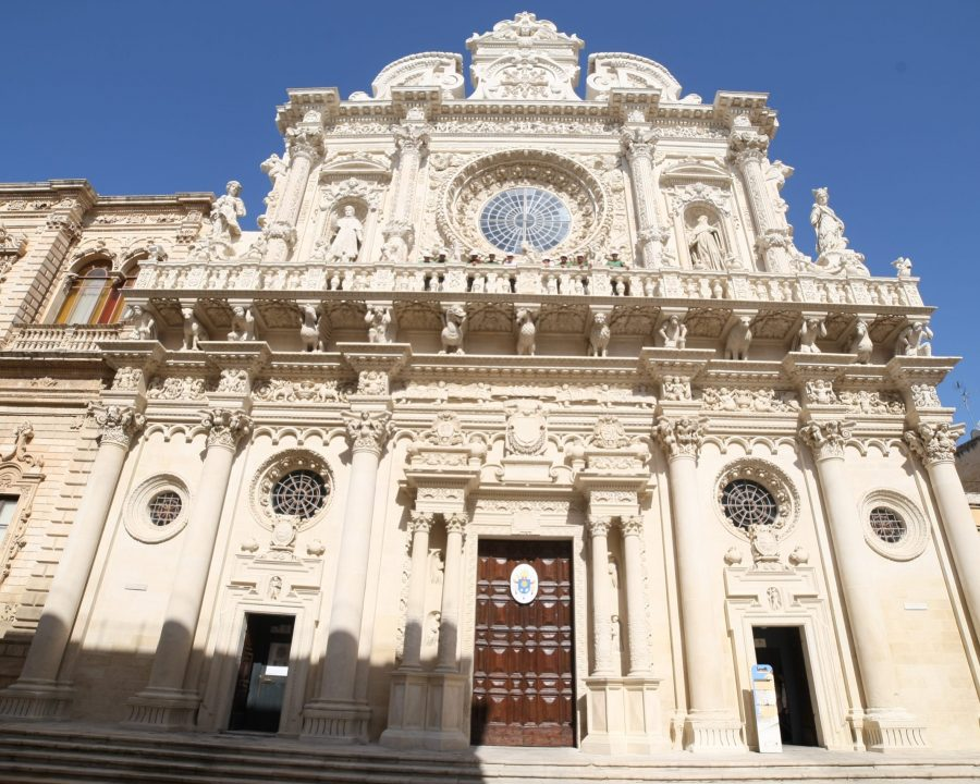 Santa Croce si svela