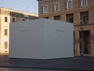 Nicoli spa Aver Cura il Cubo Piazza s.Oronzo Lecce