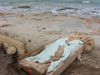 nicolì spa porto cesareo torre chianca recupero tomba funeraria