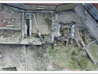 Trieste scavi archeologici Nicolì spa